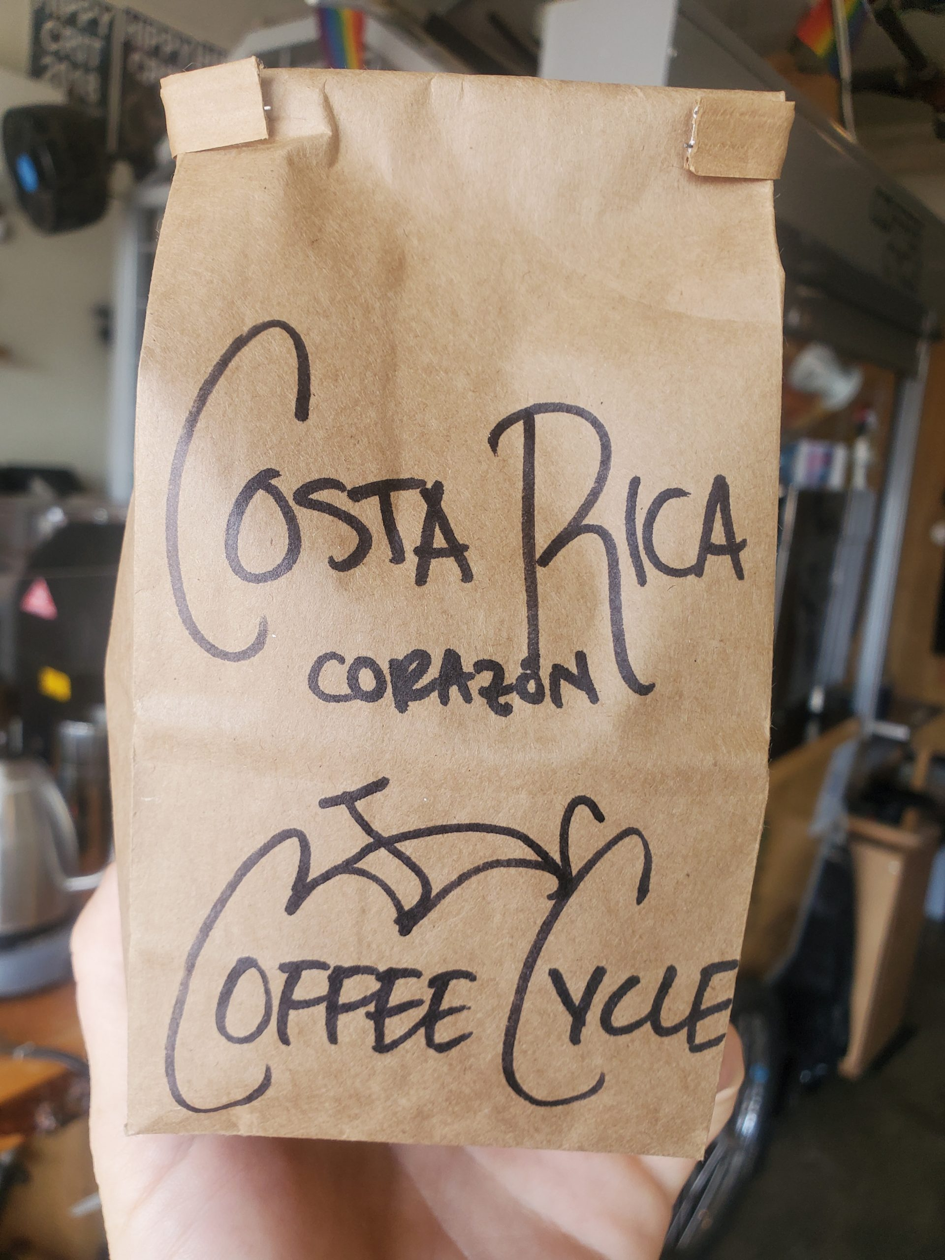 Costa Rica Corazon 250g (Coffee Cycle Exclusive)
